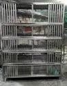 SS Chicken Cage