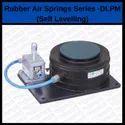 Elastomeric Material And Metal Rubber Air Springs - Series Dlpm (self Levelling )