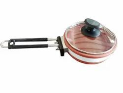 1 Litre Clay Frypan, For Kitchen