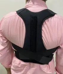 Spine Cotton Posture Corrector Belt, Size: Universal