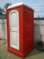 Single Seater Mobile Bio Toilets