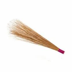 Coconut Stick MNMCare Hard Broom, Packaging Type: Packet, Size: 36 To 42 Inch Length