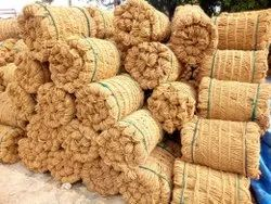 mylittlegarden Brown 2 Ply Coir Yarn, For multiple, Packaging Type: Roll