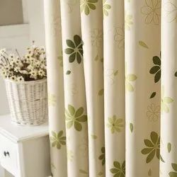 Curtain Fabric Parde Ka Kapda Furnishing Knitted Warp
