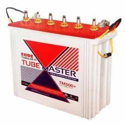 Exide Tube Master TM 500 150 AH Tall Tubular Battery
