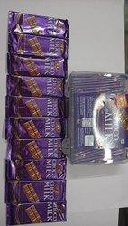 MADHUR Blue Dairy Milk Chocolate, Packaging Type: Tiffin, 14 Gram