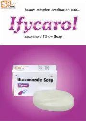 IFYCAROL Soap Itraconazole 1%w/w