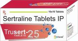 Sertaline 25 Mg Tablets (Trusert-25)