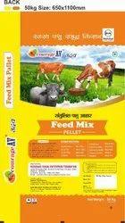 Room Temperature Palet Tata Cattle Feed  Mix Pahu Aahar, Packaging Type: Plastic Sack Bag, 50 Kg