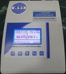 Microprocessor Conductivity TDS-SAL Meter