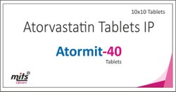 Atorvastatin 40mg Tablets