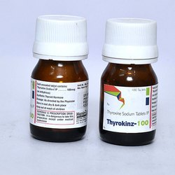 Thyrokinz Sodium Tablate IP