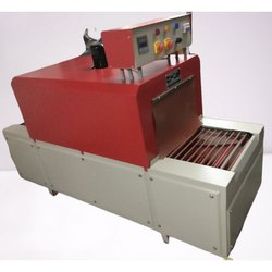 Mild Steel Heavy Duty Heat Shrink Machine, Automation Grade: Automatic, Capacity: 650 Pieces Per Hour