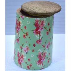CII-500 Wooden Jar