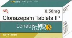 Lonabis-MD 0.5 Mg Tablets