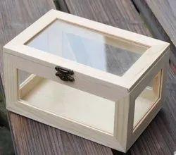 Wooden Acrylic Box