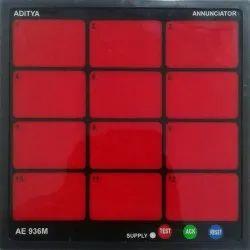 AE-936M 12 Windows Alarm Annunciator