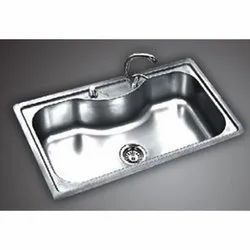Single Stainless Steel Jayna Kitchen Sink