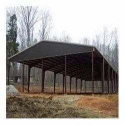 Fabricated Storage Shed