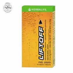 Herbalife Liftoff Ignite-Me Orange 10 Tablets