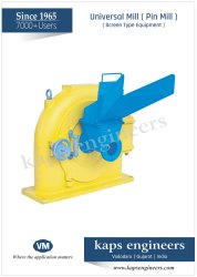 Desiccated Coconut Powder Grinding Machine