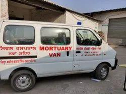 ECO Mortuary Van
