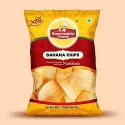 banana chips, Packaging Type: Packet, Packaging Size: 200 Gms