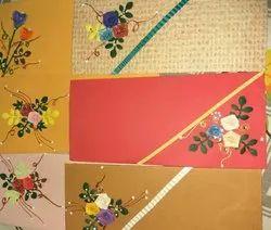 Handmade decorative Envelopes