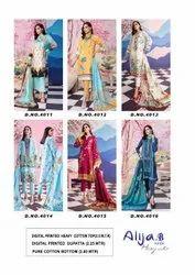 Keval Fab Heavy Cotton Print Pakistani Suit