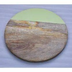 CII-565 Serving Wooden Platter