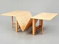 EPPOTUM WOODEN FOLDABLE TABLE
