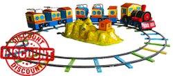 Taipei Express Train Amusement Ride Game
