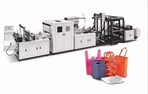 ZXL E-700 Carry Bag Making Machine