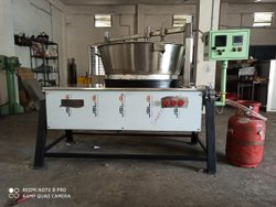Jaggery Peanuts Mixing Machine