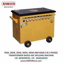 RAMATO Heavy Duty Stud Type ARC Welding Machine