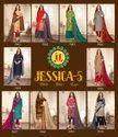 Jt Jessica Vol 5 Printed Cotton Dress Material Catalog