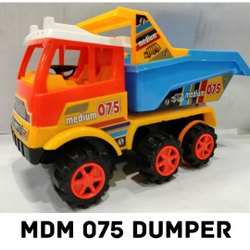 Plastic MDM 075 Dumper Toy