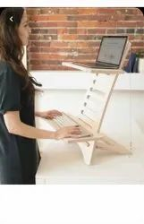 Wooden Laptop Stand- 07