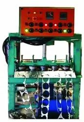 Fully Automatic Hydraulic Five Die Dona Making Machine
