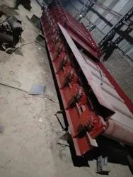 Steel Plant Roller Table