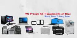 IT Equipment Rental Services Desktop/Laptop/Printer, in Pan India