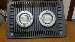 100 Watt LED Flood Light Housing With Lens