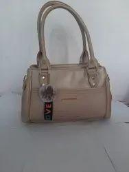 Shoulder bag light brown Ladies Designer Purse, For Party Wear