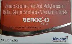 Geroz-O Tablet''S