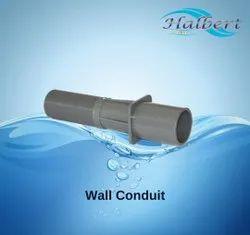 Swimming Pool Wall Conduit