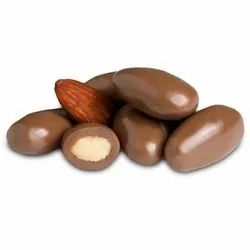 Flavourin Oval Chocolate Coated Almonds