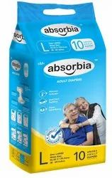 Absorbia Adult Diaper Large