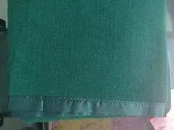 Military wool blanket
