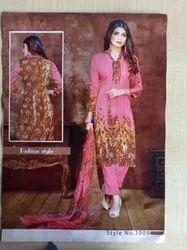 36 Ladies Cotton Dress Material