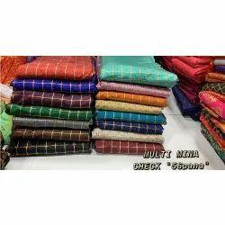 Taffeta Checks Fabrics